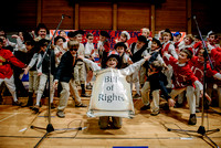 The American Revolution, Grade 4 Play