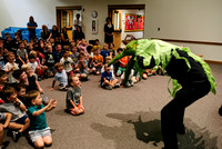 Puppeteer Hobey Ford visits PS