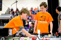 First LEGO League CT State Championship