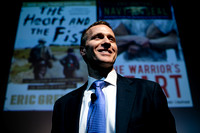Author and Navy Seal, Eric Greitens, Speaks to US