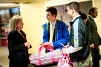 BFFL Bag Donations to Stamford Hospital